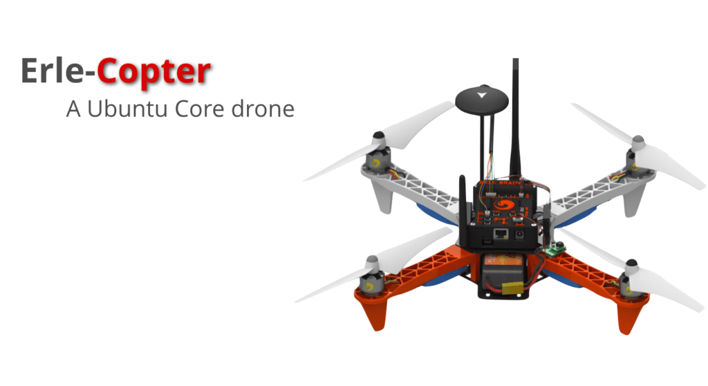 Guest blog post : Dronecode's member Erle Robotics launch the first