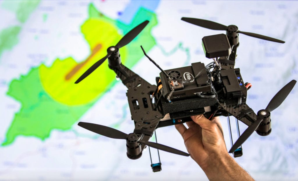 U-space Drone Traffic Management Takes off in Switzerland