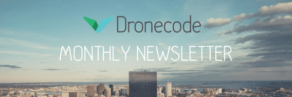 Dronecode Newsletter: October 2017